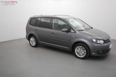 Photo VOLKSWAGEN Touran 1.6 TDI 105ch BlueMotion Technology FAP Confortline d'occasion dans les Landes