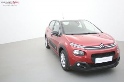 Photo CITROEN C3 PureTech 110ch Feel S&S EAT6 E6.d-TEMP 114g d'occasion dans les Landes